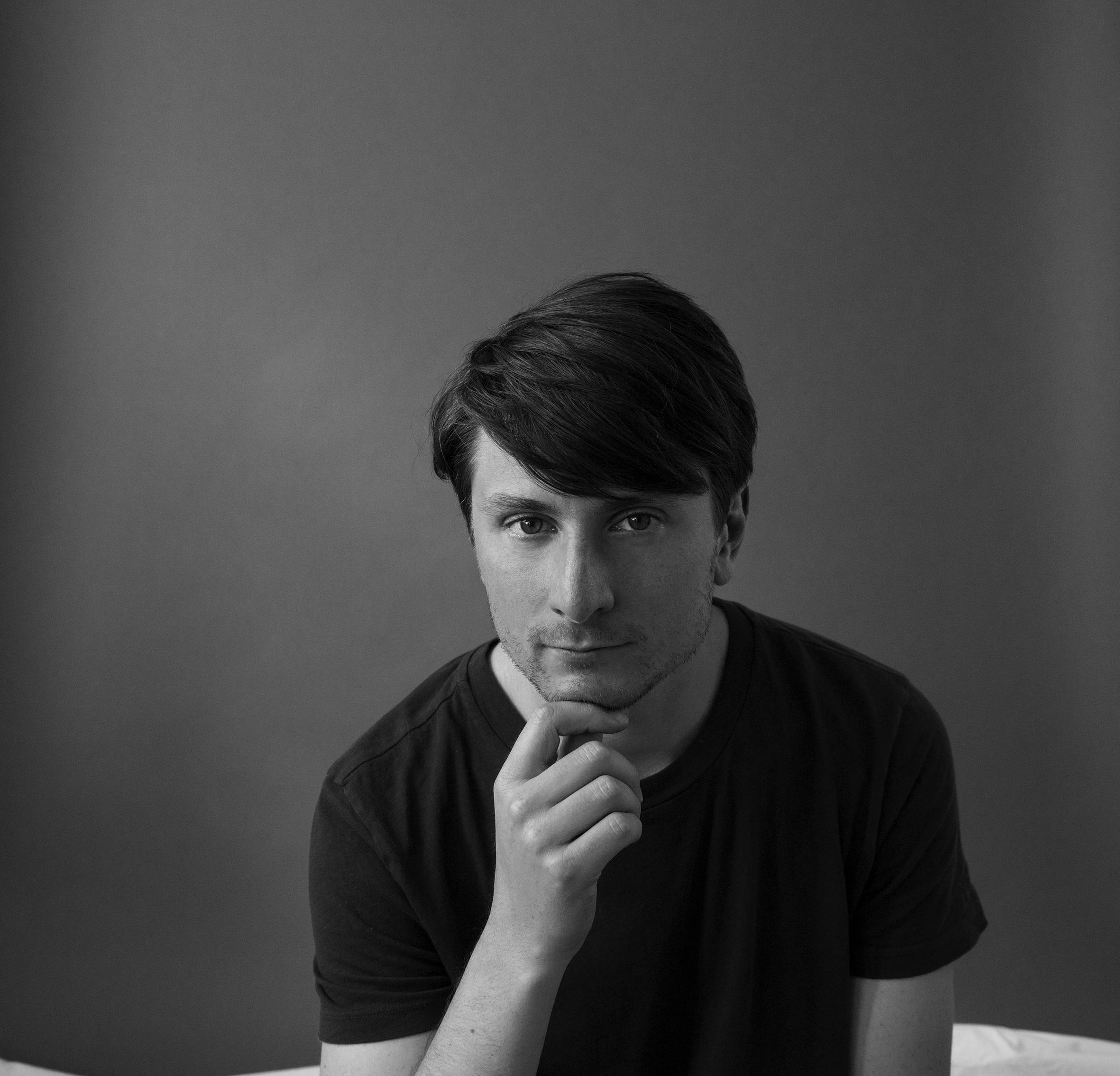 Erik Fernholm, Photo: Anton Sällberg